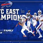 ซื้อเสื้อแท้ทีม Buffalo Bills แชมป์ AFC East ได้ที่ไหน