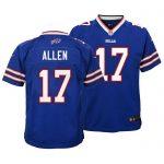 เสื้อแข่ง Buffalo Bills Nike Josh Allen Home Game Jersey